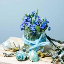 Szklany lampion mix wzorów, dekoracja świec, dekoracyjny szklany słoik, dekoracja stołu 3szt. w zestawie