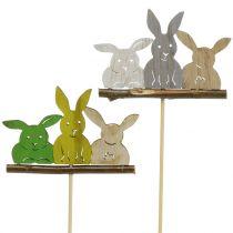 Wtyczka dekoracyjna króliczek H37cm 8szt.