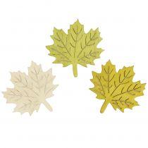 Liście klonu do rozsypywania jesiennych kolorów asortyment 4cm 72szt.