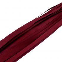 Listwy drewniane bordowe 95cm - 100cm 50szt.