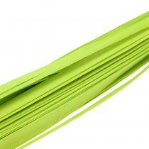 Listwy drewniane wiosenne zielone 95cm - 100cm 50szt.