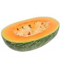 Melon spadziowy połówka 22,5 cm jasnopomarańczowy
