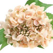 Hortensja sztuczna różowa 61cm