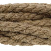 Praktyczna lina jutowa Ø1,5m 6m