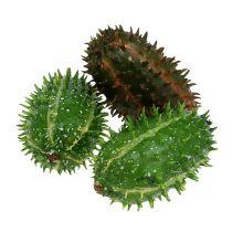 Figa kaktusowa 5cm zielono-brązowa 6szt