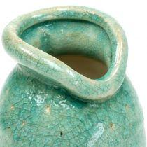 Wazon ceramiczny Antique Blue H21cm