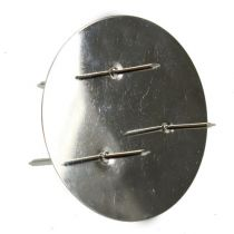 Świecznik srebrny Ø6cm 12szt