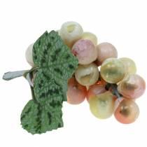 Sztuczne mini winogrona zielone 9 cm