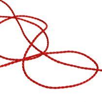 Sznurek czerwony 2mm 50m