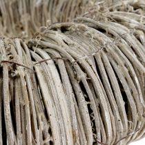 Wieniec Wood Vine White Washed Ø40cm
