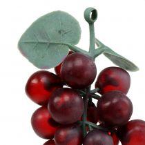 Sztuczne winogrona Bordeaux 10cm