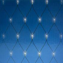 Siatka świetlna LED 384 ciepła biel 3m x3 m na zewnątrz