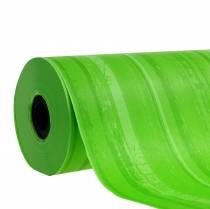 Mankiet papierowy zielony 25cm 100m