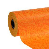 Papier mankietowy pomarańczowy 25cm 100m