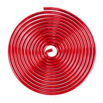 Aluminum Wire Screw Metal Screw Red 2mm 120cm 2szt.