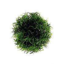 Mini piłka trawiasta Ø12cm ciemnozielona 1szt.