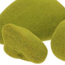 Kamienie z mchu mix zielone 5,5-13cm 12szt