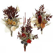 Nakładka Nature florystyka pogrzebowa 3 asortymenty 24szt.