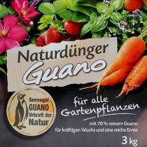 Compo Bio naturalny nawóz z guano 3 kg