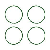Goździki 19mm 1kg Zielone Lakierowane