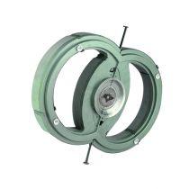 Plug-in pianka samochód kwiat układ podwójny pierścień 55cm x 39cm H6cm 1 szt.