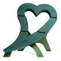 OASIS® Bioline® Deco i Titan Heart 80x60x5,5cm