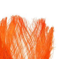 Włókno palmowe pastelowe jasnopomarańczowe 400gr