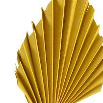 Palm Spear mini żółty 100szt