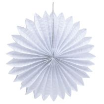 Wentylatory papierowe 5-krotne duplikaty. Ø25-40cm 1 zestaw