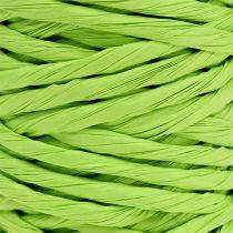 Sznurek papierowy 6mm 23m jabłko zielone