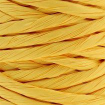 Sznurek papierowy 6mm 23m Żółty