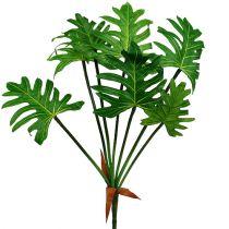 Filodendron roślina sztuczna zielona 58cm