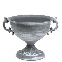 Puchar szary Ø20cm H17,5cm