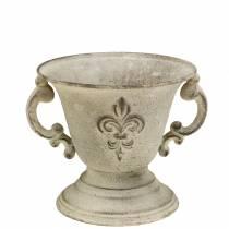 Goblet Bowl Vintage Cream Ø15cm H13,5cm