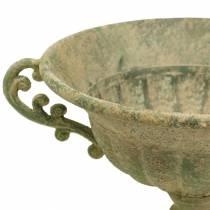 Puchar Misa Antyczna Zieleń Ø26cm H20,5cm