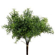 Sztuczna gałązka rozmarynu zielona 35cm 3szt.