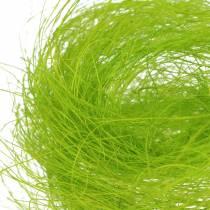 Sizal wiosenny zielony trawa ozdobna 500g