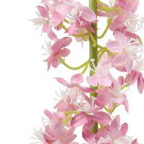 Pikowana świeca Desert Tail różowa 106cm