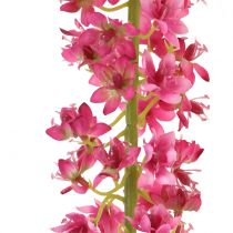 Pikowana świeca Desert Tail Pink 106cm