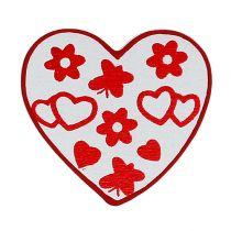 Sortuj serca rozproszone. 3cm 24p