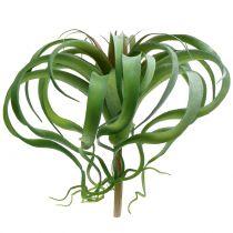 Tillandsie sztuczne do przyklejania zielone 30cm
