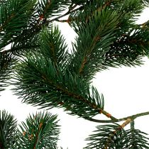 Girlanda jodłowa 182 cm zielona na zewnątrz i do wewnątrz