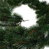 Girlanda jodłowa okrągła zielona 190 cm