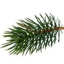 Końcówki jodłowe zielone 10cm 36szt