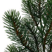 Gałązka jodłowa zielona 50cm 6szt.