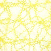 Bieżnik stołowy Sizotwist Yellow 30cm 5m