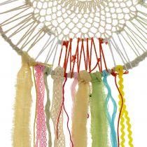 Dreamcatcher kolorowy Ø35cm L105cm