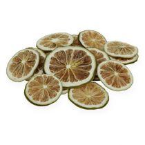 Plasterki limonki zielone plastry limonki 500g