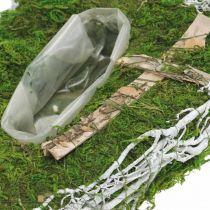 Planter Drop Mech, Vine Memorial Floral 40x20cm