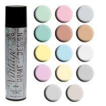 Paint spray Vintage różne kolory 400ml